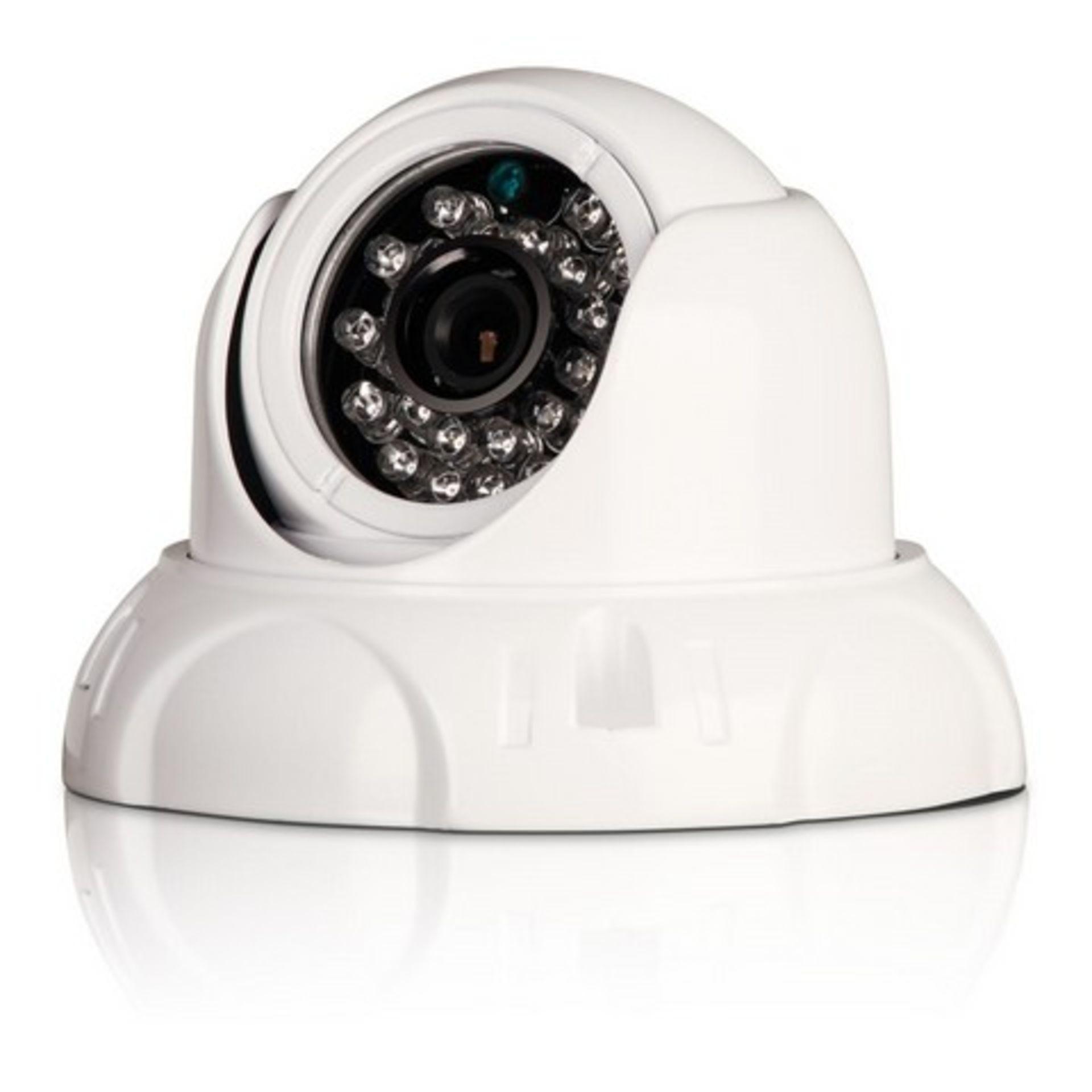 + VAT Brand New Swann C1736 Alpha Series Multi-Purpose Day And Night Dome Camera - 700TVL - IP67