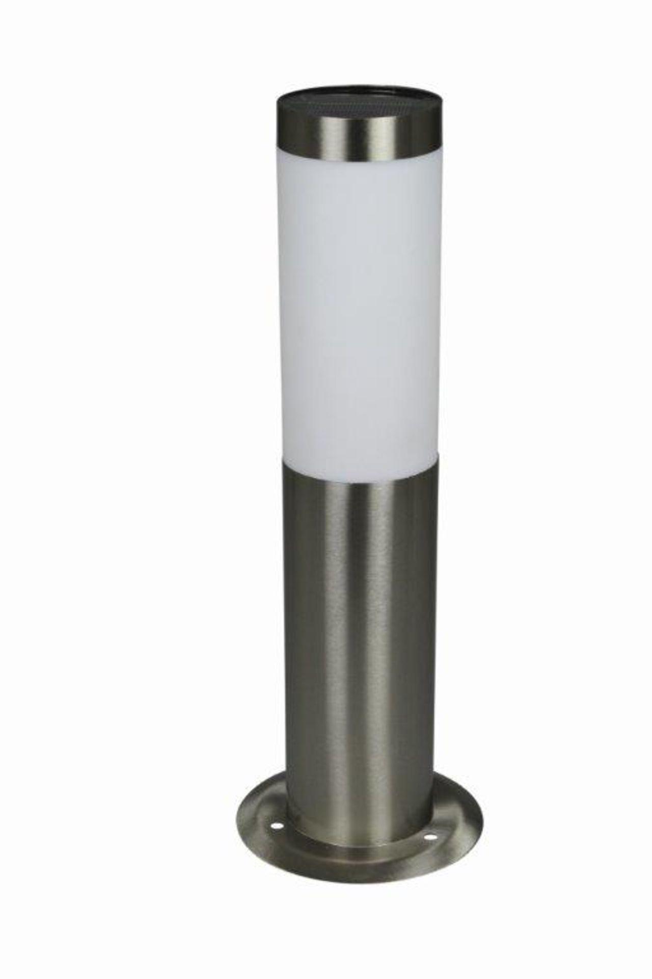 + VAT Brand New Luxform Solar Idaho Post Light