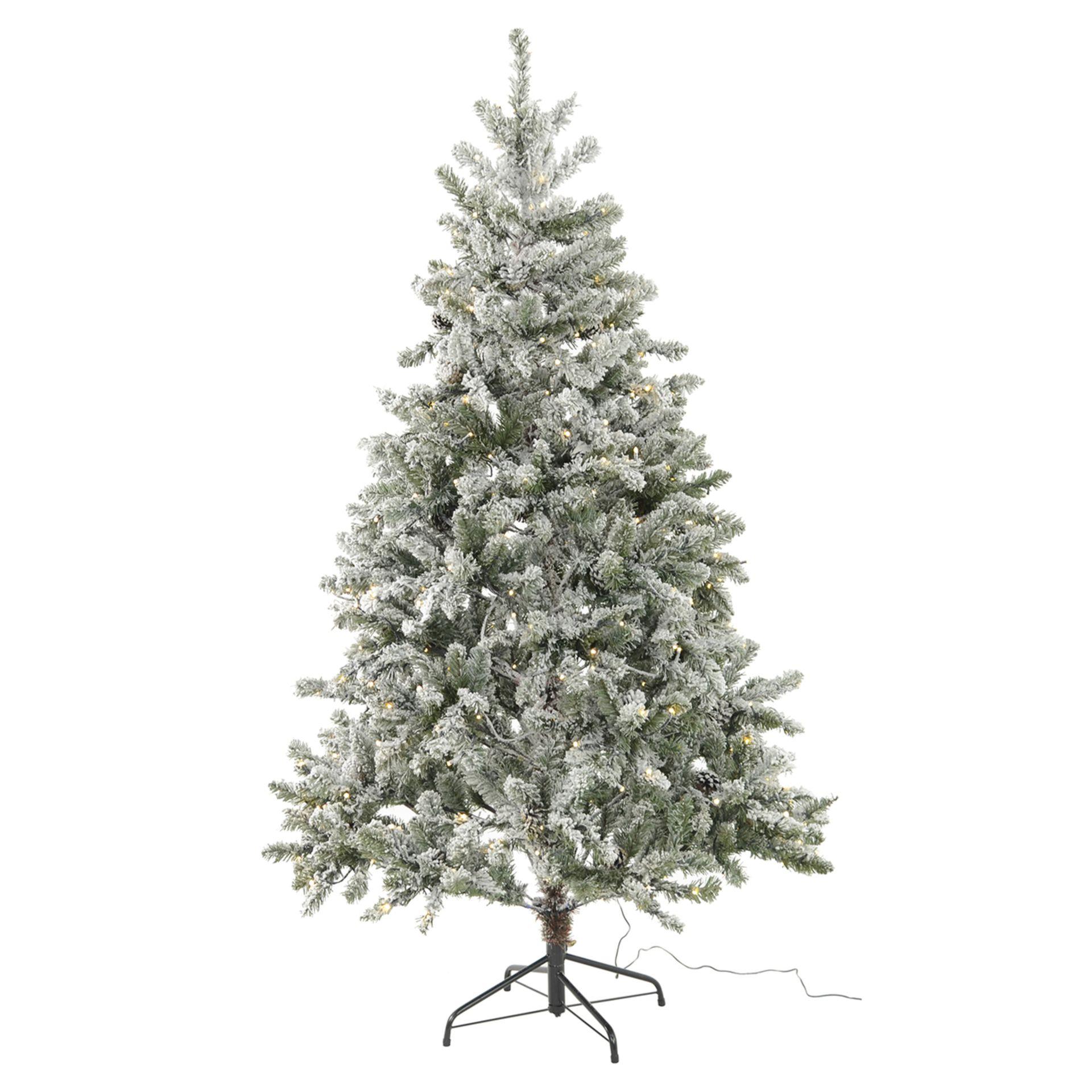 + VAT Brand New 180CM Snow Life Like Christmas Tree