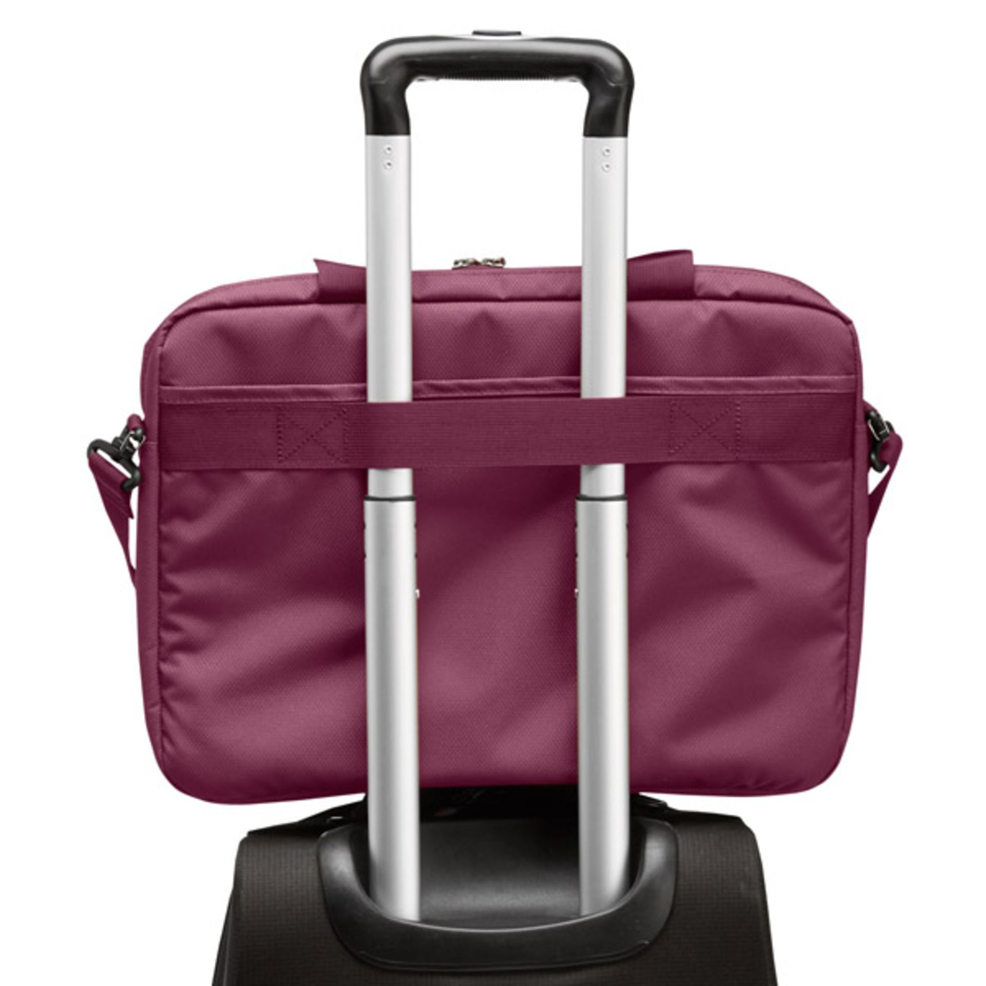 + VAT Brand New Medium Shoulder Bag - RRP £42.99 Amazon Price £33.57 - For Laptop/Tablet Up To - Image 2 of 3