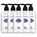 + VAT 10L Gotdya (36 Bottles x 300ml) Hand Sanitizer - 75% Alcohol - Gentle & Non Irritating