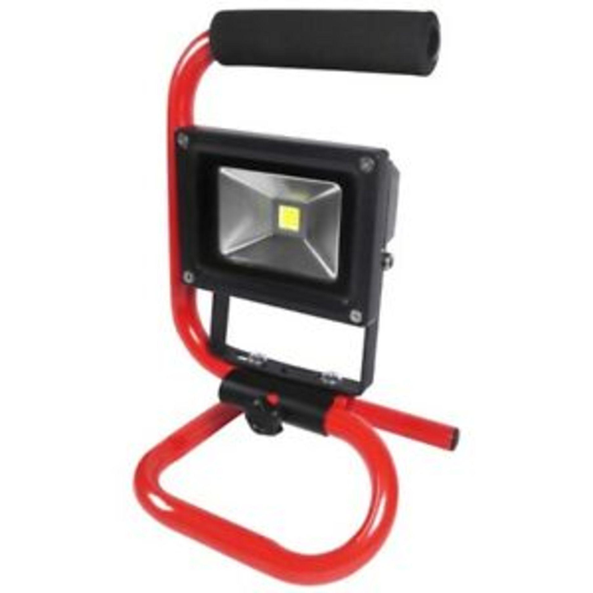 + VAT Brand New 230V 10W COB LED Portable Worklight