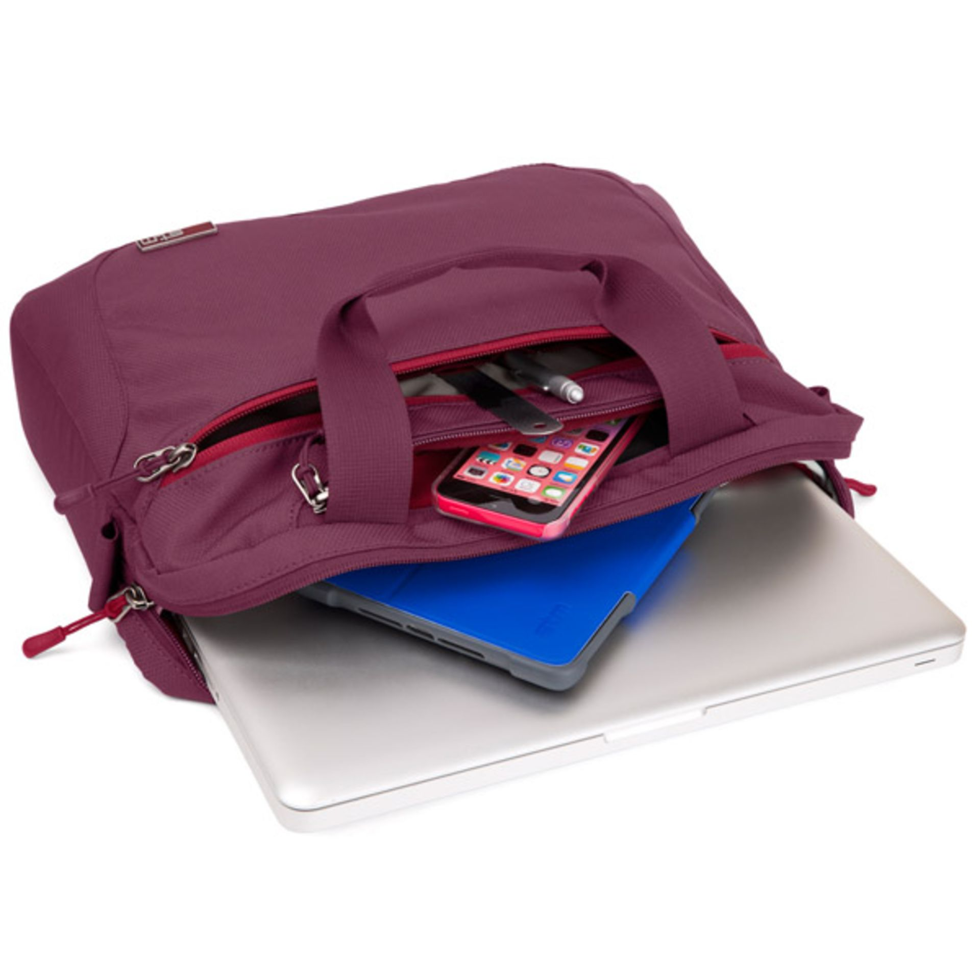 + VAT Brand New Medium Shoulder Bag - RRP £42.99 Amazon Price £33.57 - For Laptop/Tablet Up To