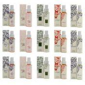 + VAT Brand New Panache/Lace/Chique/Tweed/White satin 15 X 75ml