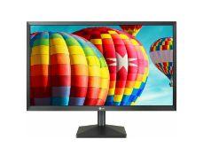 + VAT Grade A LG 22 Inch FULL HD LED MONITOR - HDMI, D-SUB 22MK400A-B