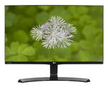 + VAT Grade A LG 23 Inch FULL HD IPS LED MONITOR - D-SUB, HDMI 23MP68VQ-P