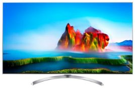 + VAT Grade A LG 49 Inch ACTIVE HDR 4K SUPER ULTRA HD LED NANO CELL SMART TV WITH FREEVIEW HD &