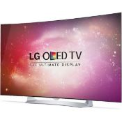 + VAT Grade A LG 55 Inch CURVED OLED FULL HD 3D SMART TV WITH FREEVIEW HD & WEBOS & WIFI 55EG910V