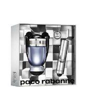 + VAT Brand New Paco Rabanne Invictus 50ml +10ml Set+Key Ring