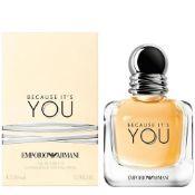 + VAT Brand New Emporio Armani Because It's You 50ml EDP Spray