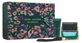 + VAT Brand New Marc Jacobs Decadence 50ml EDP + 75ml Body Lotion