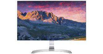 + VAT Grade A LG 27 Inch FULL HD IPS LED MONITOR - D-SUB, HDMI - BORDERLESS DESIGN 27MP89HM-S
