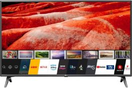 + VAT Grade A LG 50 Inch ACTIVE HDR 4K ULTRA HD LED SMART TV WITH FREEVIEW HD & WEBOS & WIFI - AI