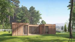Brand New Scandinavian-Style Garden Buildings & More: Cabins, Cubes, Pods, Barrels, Saunas, Hot Tubs