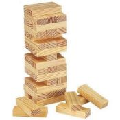 + VAT Brand New Quality Wooden Tower Block Game