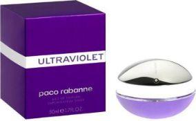 + VAT Brand New Paco Rabanne UltraViolet (L) 50ml EDP Spray