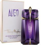 + VAT Brand New Thierry Mugler Alien 30ml EDP Refillable Spray