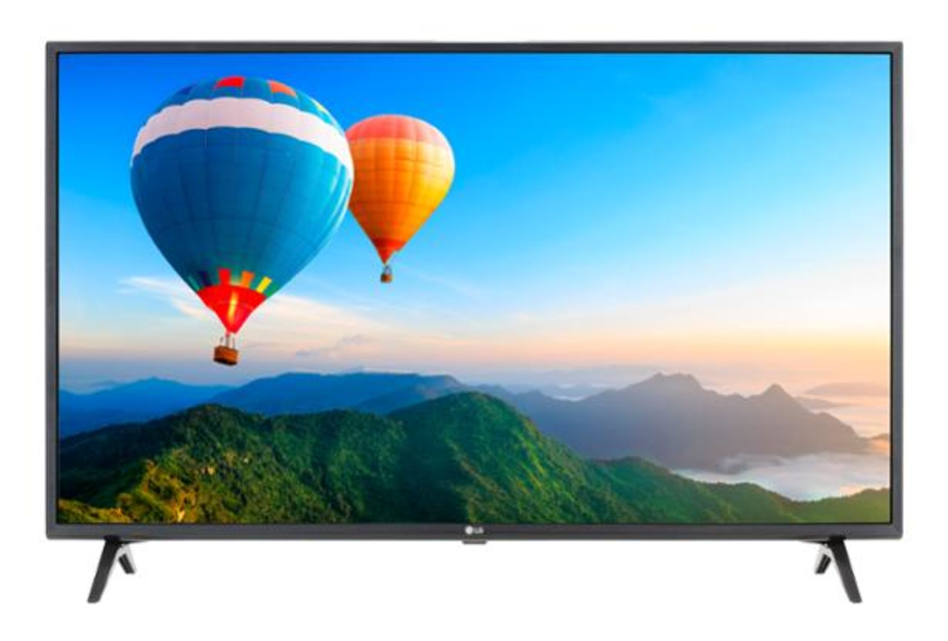+ VAT Grade A LG 43 Inch ACTIVE HDR 4K ULTRA HD LED SMART TV WITH FREEVIEW HD & WEBOS & WIFI - AI
