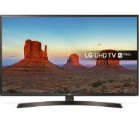 + VAT Grade A LG 43 Inch ACTIVE HDR 4K ULTRA HD LED SMART TV WITH FREEVIEW HD & WEBOS & WIFI