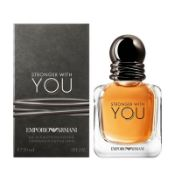 + VAT Brand New Emporio Armani Stronger With You 30ml EDT Spray