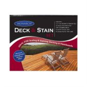 + VAT Brand New Monarch Deck & Stain Set Inc 1.6m Segment Pole / Pad Applicator / Scrubbing Brush /