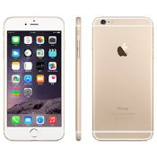 No VAT Grade A Apple iphone 6 plus 128GB Colours May Vary Touch ID Item available approx 15 working