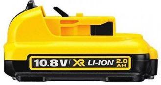 + VAT Brand New DeWalt DCB127 10.8v Lithium Ion Battery Pack