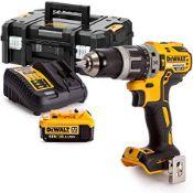 + VAT Brand New DeWalt 18v Fully Brushless Cordless Drill/Driver - 15 Torque Settings - Full Metal
