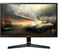 + VAT Grade A LG 24 Inch FULL HD IPS LED GAMING MONITOR - D-SUB, HDMI, DISPLAY PORT 24MP59G-P
