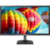 + VAT Grade A LG 27 Inch FULL HD IPS LED MONITOR - D-SUB, HDMI 27MK430H-B