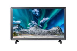 + VAT Grade A LG 24 Inch HD READY LED SMART TV WIFI - FREEVIEW PLAY 24TL520S-PZ