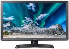 + VAT Grade A LG 24 Inch HD READY LED TV - FREEVIEW HD 24TL510V-PZ