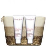 + VAT Brand New Clarins 2x Hand & Nail Cream100ml