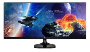 + VAT Grade A LG 25 Inch ULTRA WIDE FULL HD IPS LED MONITOR - HDMI X 2 25UM58-P