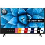 + VAT Grade A LG 43 Inch HDR 10 4K ULTRA HD TRUMOTION 100 LED SMART TV WITH FREEVIEW HD & WEBOS &