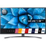 + VAT Grade A LG 50 Inch HDR 4K ULTRA HD LED HDR 10 PRO TRUMOTION 100 SMART TV WITH FREEVIEW HD &