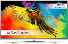 + VAT Grade A LG 55 Inch HDR 4K ULTRA HD LED 3D SMART TV WITH FREEVIEW HD & WEBOS & WIFI 55UH850V