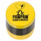 + VAT Brand New Dr.Paw Paw Scrub & Nourish 2in1 Lip Sugar and Balm