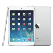 + VAT Grade U Apple iPad Air - Wi-Fi - 4G - White/Silver