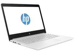 "+ VAT Brand New HP 14"" Laptop 4GB RAM - 500GB HD - Windows 10 - White - 14-BP015NA"