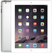 + VAT Grade B Apple Ipad 4 16gb Silver/White Wi-Fi In Generic Box (Unit Only)
