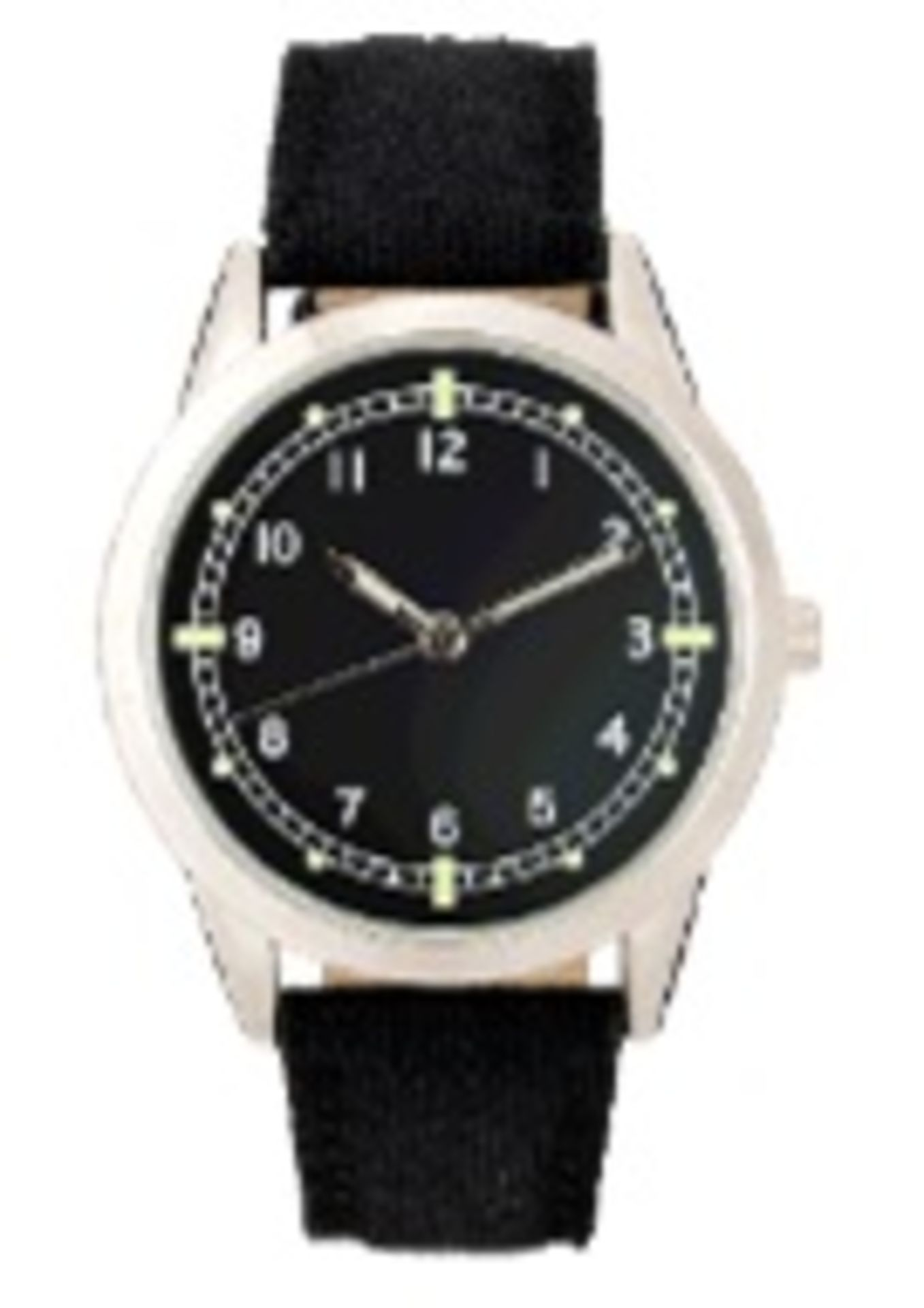 + VAT Brand New Gents 1950s Royal Airforce Pilot Watch with Engraved Back in Presentation Box