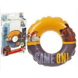 + VAT Brand New The Secret Life Of Pets Inflatable Water Ring