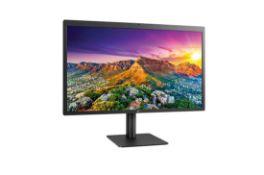 + VAT Grade A LG 27 Inch UltraFine 4K UHD Nano IPS Monitor with macOS Compatibility 3840 x 2160 -