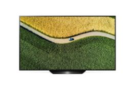 + VAT Grade A LG 65 Inch FLAT OLED ACTIVE HDR 4K UHD SMART TV WITH FREEVIEW HD & WEBOS & WIFI - AI