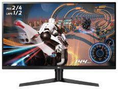 + VAT Grade A LG 32 Inch QHD 2560 x 1440 GAMING MONITOR WITH FREE-SYNC - HDMI, DISPLAY PORT, USB 3.