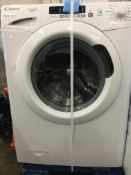+ VAT Grade A/B Candy GVS148D3 8Kg 1400 Spin Washing Machine - A+++ Energy Rating - 15 Programmes -