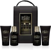 + VAT Brand New Baylis & Harding For Him Luxury 5pc Wash Bag Set Inc Shower Gel - Hair & Body