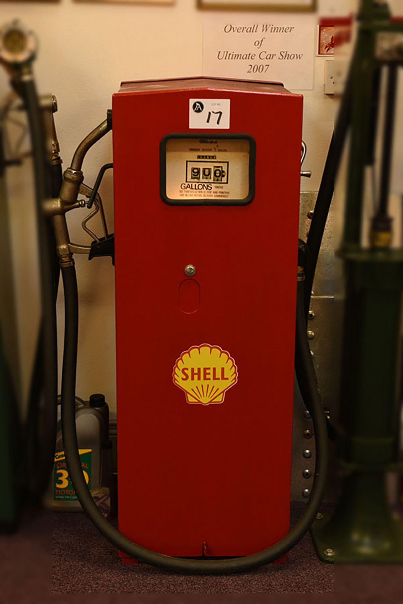 Lot 17 - Shell petrol pump