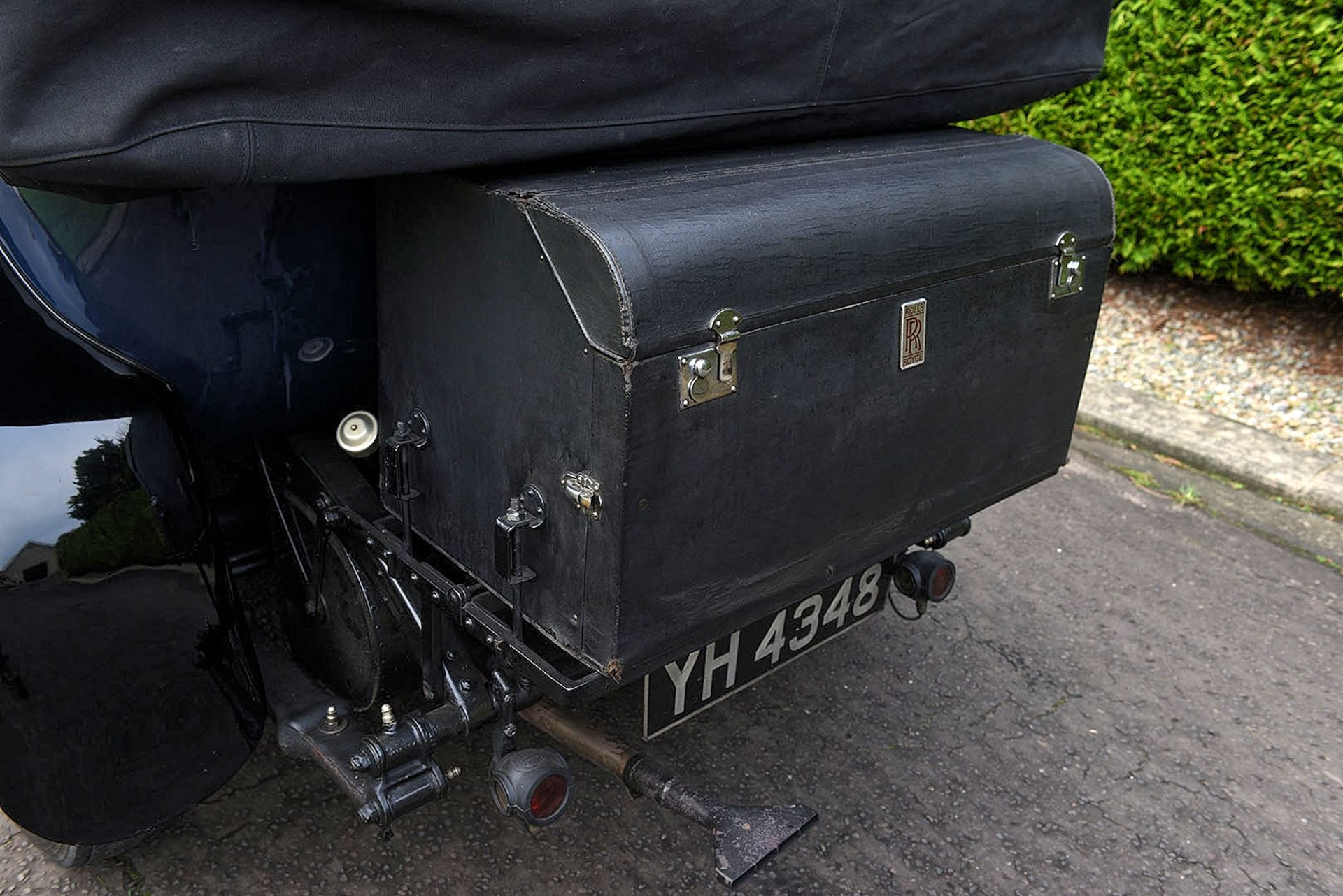 Lot 2 - YH 4348 1926 Rolls-Royce 20 chassis bodied in Penman's of Dumfries